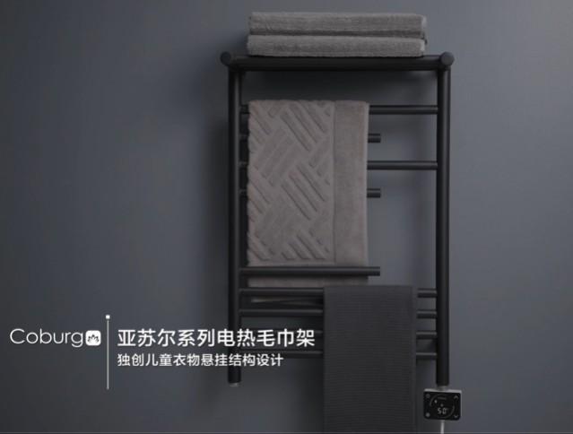 亚苏尔系列毛巾架_x264