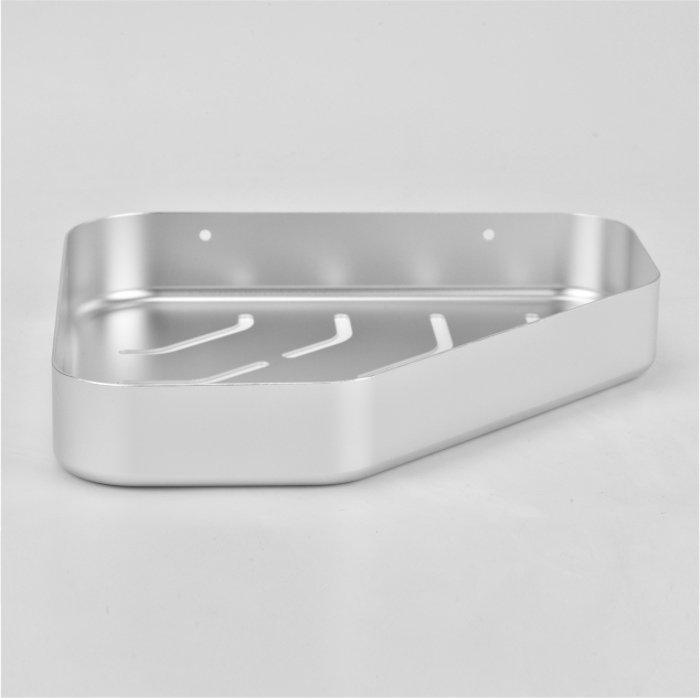 银色肥皂盒